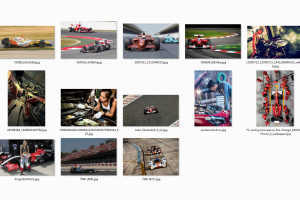 F1赛车高清图片