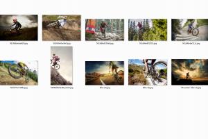 自行车高清图