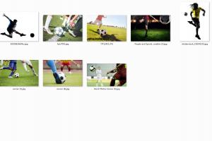 足球高清图
